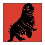 Sea-Lion on Red clothing