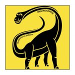 Brachiosaurus Yellow