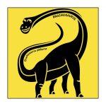 Brachiosaurus Yellow