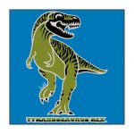 T-Rex Colour Blue