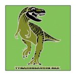 T-Rex Colour Green
