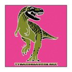 T-Rex Colour Pink