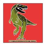 T-Rex Colour Red