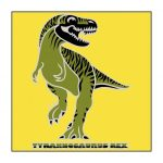 T-Rex Colour Yellow
