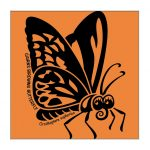 Butterfly Orange for Web