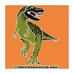 T-Rex Colour Orange for Web