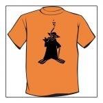 Yoda Snorkel Kids Orange for Web